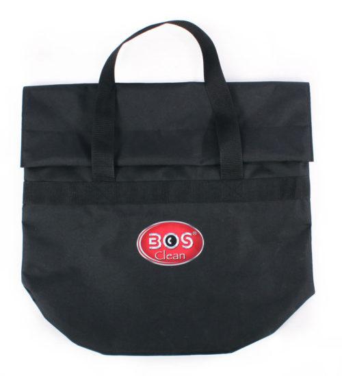 Tugev kott ventilatsioonipuhastus harjadele
