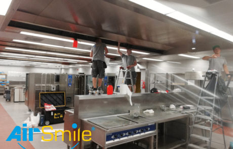 Ventilatsioonisüsteemide puhastamine